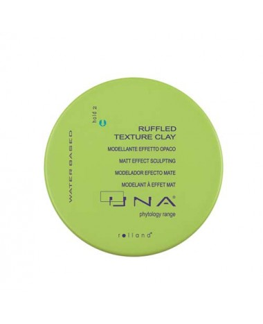 UNA Ruffled Texture Clay 100ml