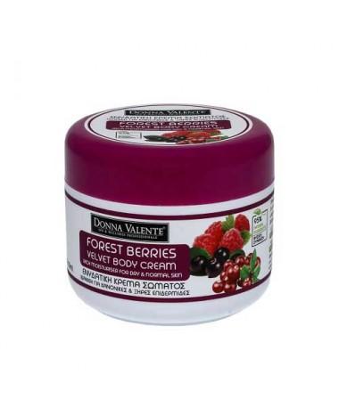 Donna Valente Forest Berries Body Cream ...