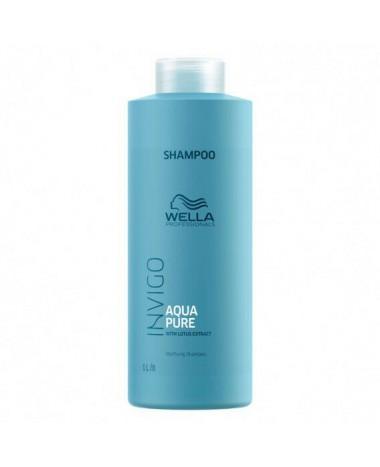 Wella invigo aqua pure shampoo 1000ml