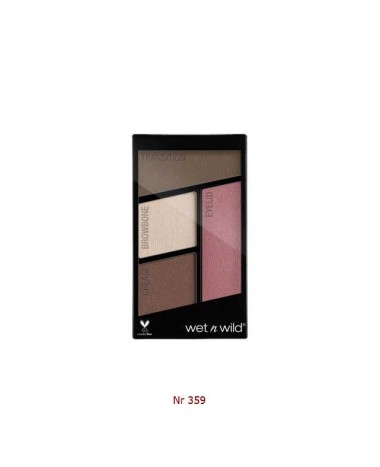 Color Icon Eyeshadow Quads - Nr 359 - Sw...