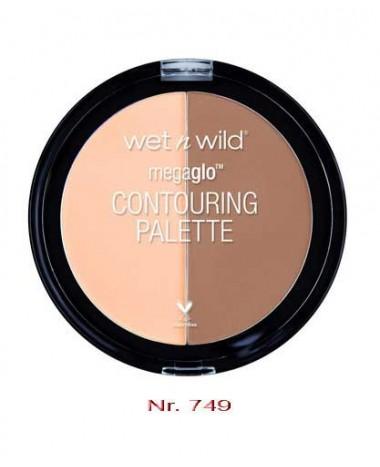 wet n wild Mega Glo Contouring Palette -...