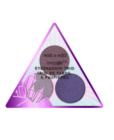 WET N WILD CRYSTAL CAVERN MEGAGLO EYESHA...