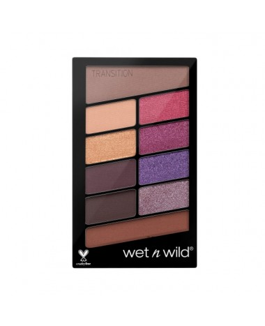 WET N WILD COLOR ICON 10 PAN PALETTE 761...