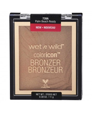 Wet n Wild Color Icon Bronzer Palm Beach...