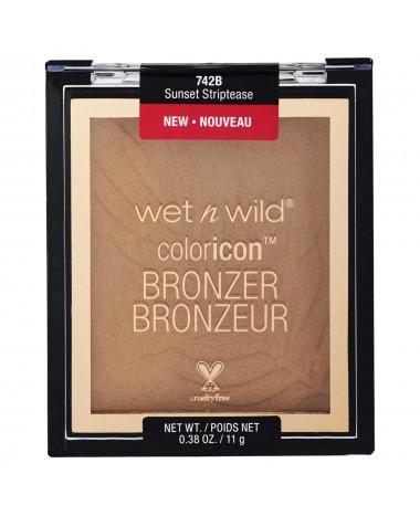 Wet n Wild Color Icon Bronzer Sunset Str...