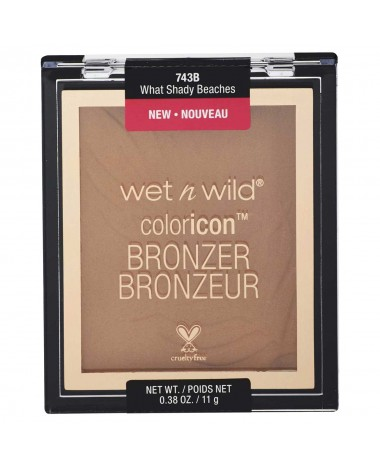 Wet n Wild Color Icon Bronzer What Shady...