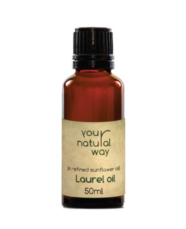 YOUR NATURAL WAY LAUREL OIL (REFINED) 50...