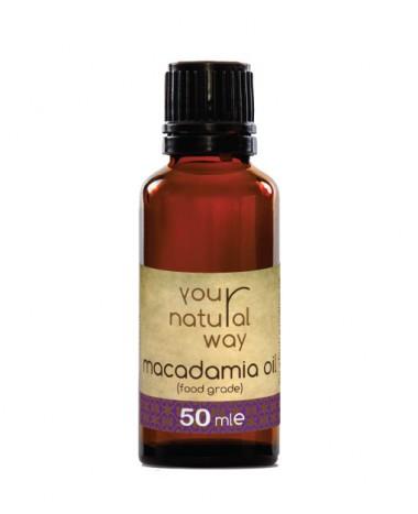 YOUR NATURAL WAY MACADAMIA OIL (FOOD GRA...