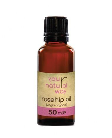 YOUR NATURAL WAY ROSEHIP OIL VIRGIN ORGA...