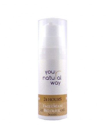 YOUR NATURAL WAY 24 HOURS FACE CREAM 50m...