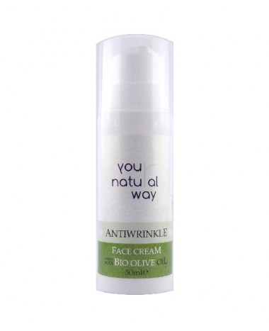 YOUR NATURAL WAY ANTIWRINKLE FACE CREAM ...
