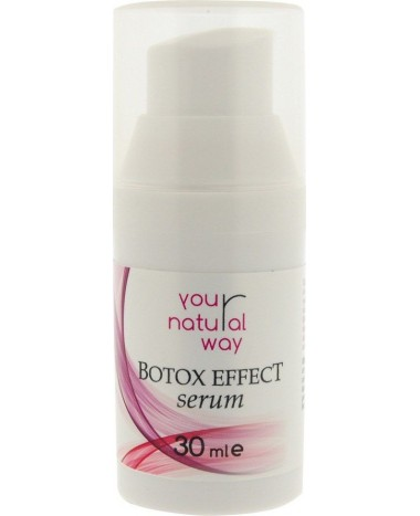 YOUR NATURAL WAY BOTOX EFFECT SERUM 30ML
